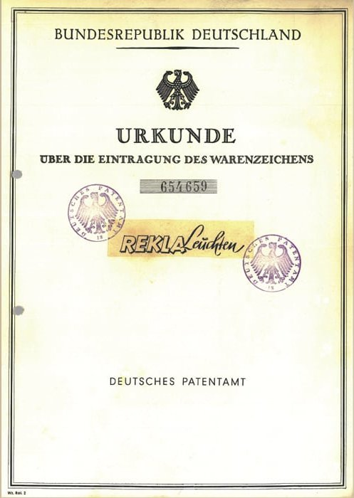 Klostermann History Image